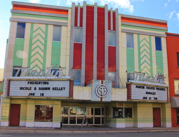 Martin Theater Panama City