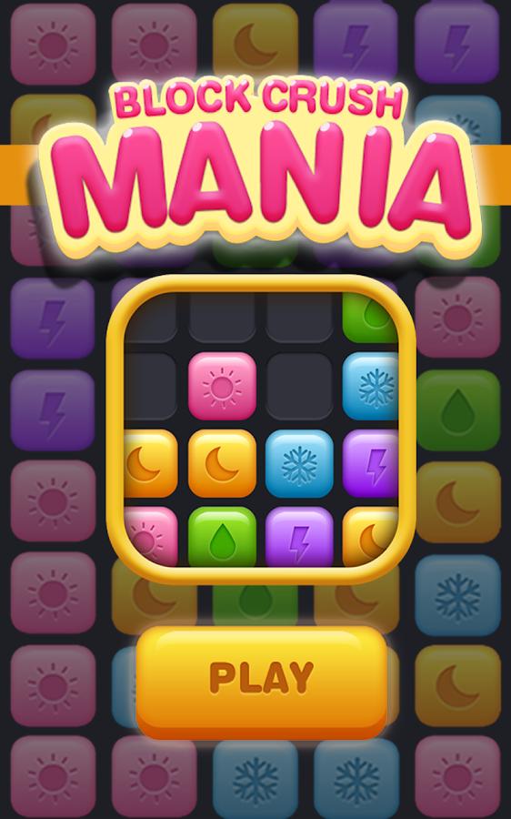 Block Crush Mania - screenshot