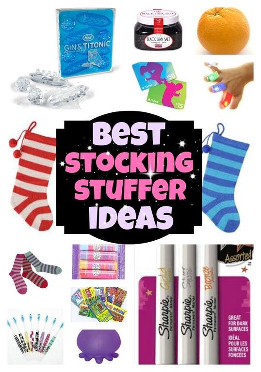Best Stocking Stuffer Ideas