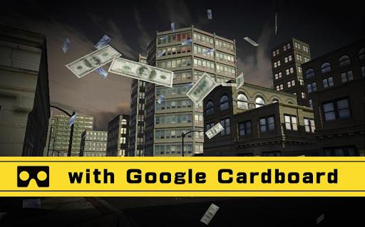 Cardboard Urban Money Walker
