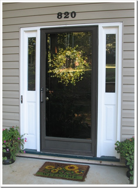 Can You Paint A Storm Door Mycoffeepot Org