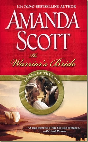 The Warriors Bride cover