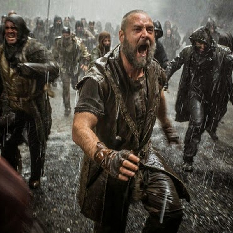 "First End-of-the-World Story Depicted in ""Noah"" (Opens June 11)"