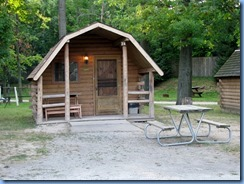 7705 Lundy's Lane - Niagara Falls KOA - walk through campground