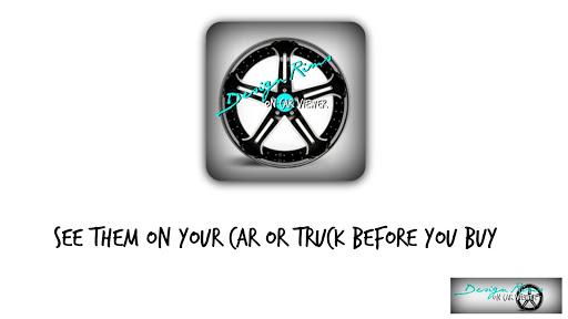 【免費娛樂App】Design Rims - On Car Viewer-APP點子