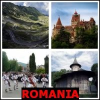ROMANIA- Whats The Word Answers