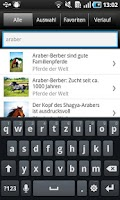 Screenshot of 1000 Pferde aus aller Welt