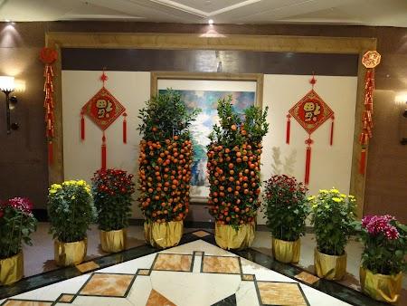 Pom de Anul Nou China