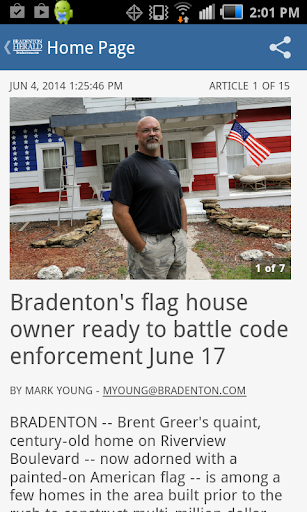 Bradenton Herald Newspaper