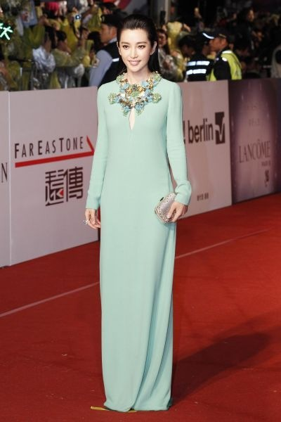 Li Bingbing-golden-horse-award-2012