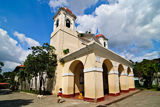Our Lady of Caysasay Church Taal