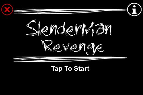 Slender Man Revenge