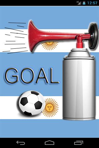 Trompeta Estadio ARGENTINA