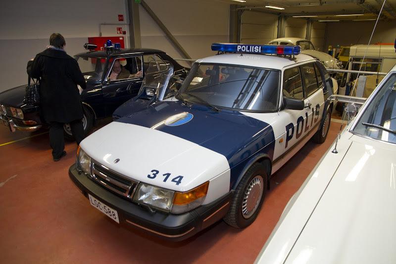 Poliisi Saab