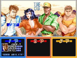 cadillacs-and-dinosaurs-selection-screen