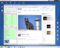 Fireflix y flickr