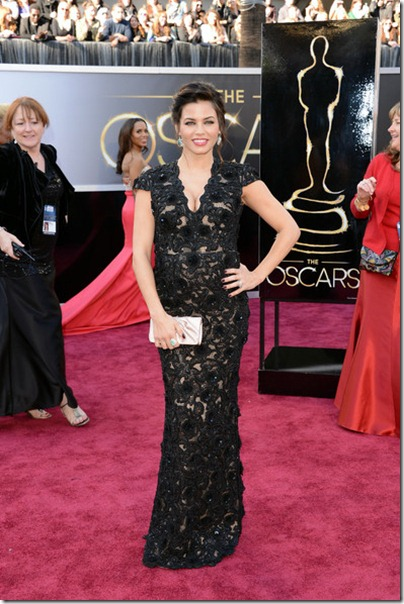 2013 Oscar's Best Beauty Hits... And Some Misses~Jenna Dewan