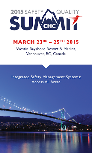 2015 Safety and Quality Summit