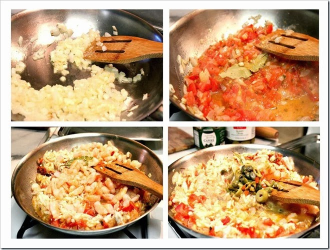 Crab & Shrimp Stuffed Fish   Instructions step by step