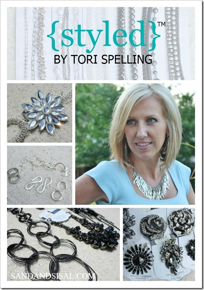 Styled by Tori Spelling Collection