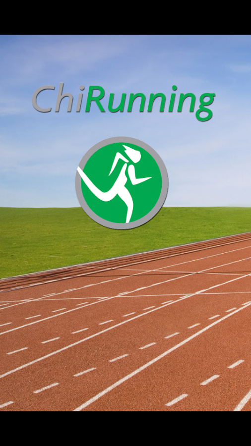 Chi Running Training App - screenshot