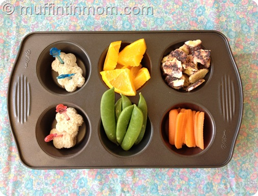 muffin tin meals cute