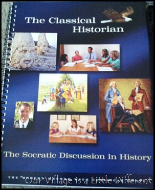 The Classical Historian - Socratic Discussion