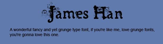 James-Han-Font