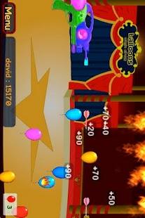 Balloons Magic Circus- screenshot thumbnail