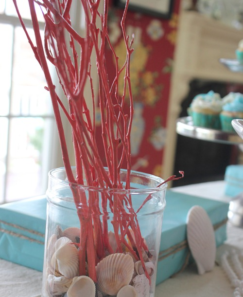 How to make faux coral
