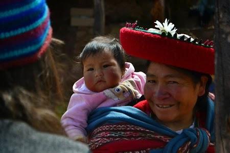 Valea sacra a incasilor: Inca in Chinchero