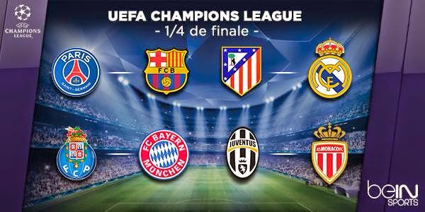 Champions League Tirage Image: [Champions League] Le Tirage Au Sort Des 1/4 De Finale