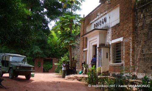 La prison de Kalemie au Katanga (Archives).