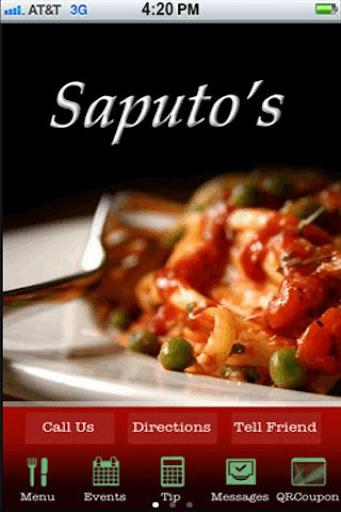 Saputos Italian Restaurant OLD
