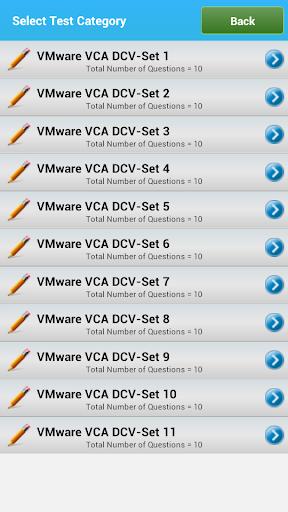 VMware VCA DCV - VCAD510 Prep