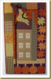 Folk Art Fall by Sandy Gervais McCalls 9_05
