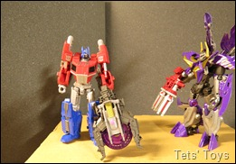 Fall Of Cybertron kickback