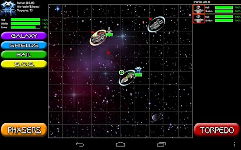Android Trek - Star Defense - screenshot thumbnail