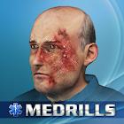 Medrills: Burns icon