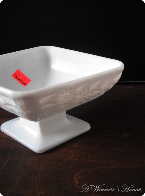 Silver Tray Repurpose Thrift Stores