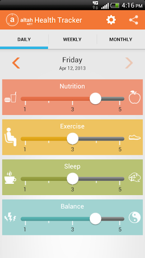 Holistic Health Tracker