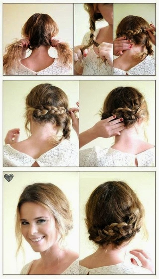 Cool Super Easy Hairstyles To Make On Your Own Hairstyle Inspiration Daily Dogsangcom