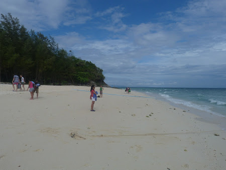 Obiective turistice Thailanda: Bamboo Island Krabi