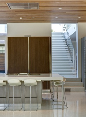 Cocina-moderna-Shaker-Heights-House-Dimit-Architects