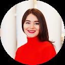 profile of Anna Mukhortova