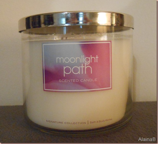 Beauty Blogger's VoxBox candle