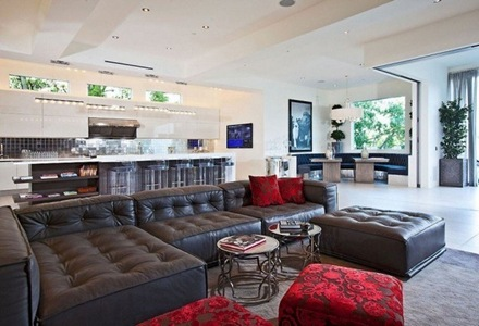 sillones-con-diseño-sillon-de-cuero-decoracion-interior