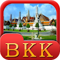 Bangkok Offline Travel Guide icon