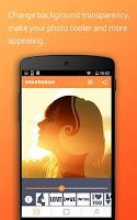 Screenshot of Shapegram-Add shapes to photos