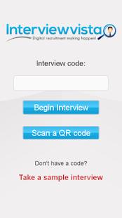 Interview Vista